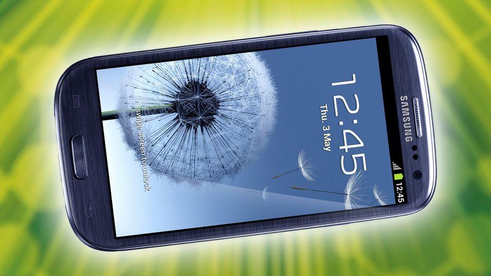 KONKURRANSE: Du kan vinne en Samsung Galaxy S III