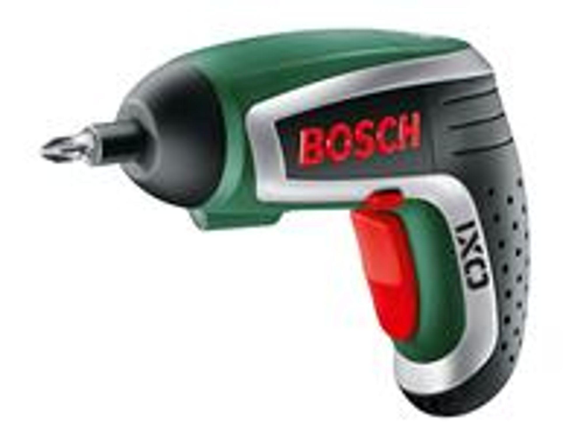 Bosch Skrutrekker IXO IV Basic
