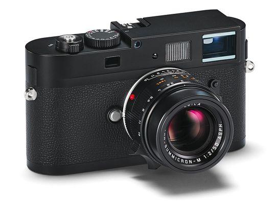 Leica-M-Monochrom - kameraet som ser verden i svart-hvitt.