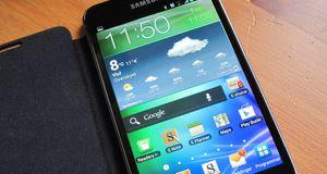 Nå kan du få ICS på Galaxy Note