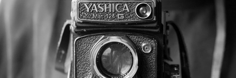 REFLEKSJON: Den unge mannen og det gamle kameraet