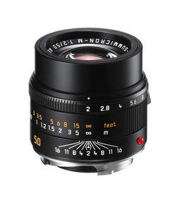 Leica har oppgradert den aldrende Leica APO-Summicron-M 50mm f/2 ASPH.