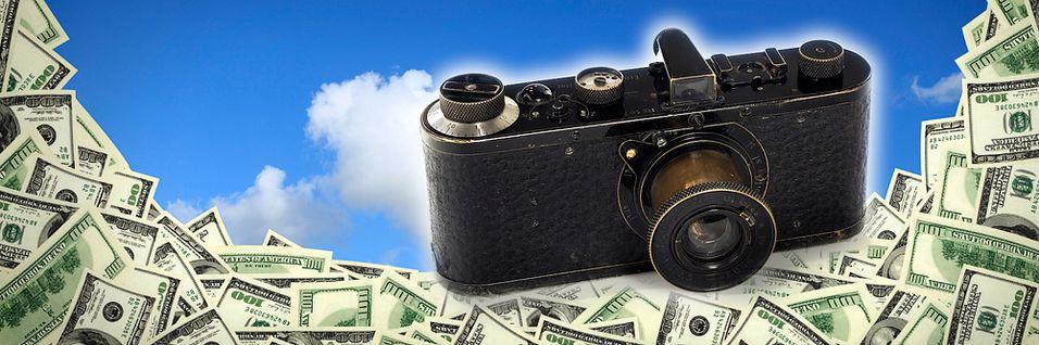 Dette er tidenes dyreste kamera