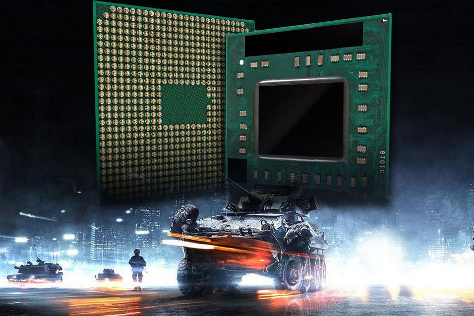 Her er AMDs helt nye prosessor