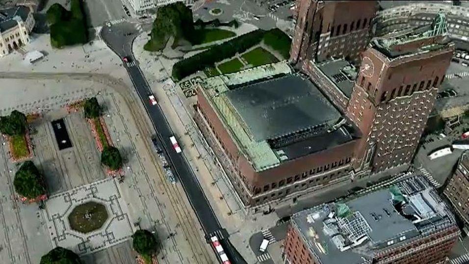 Apple kan droppe Google Maps
