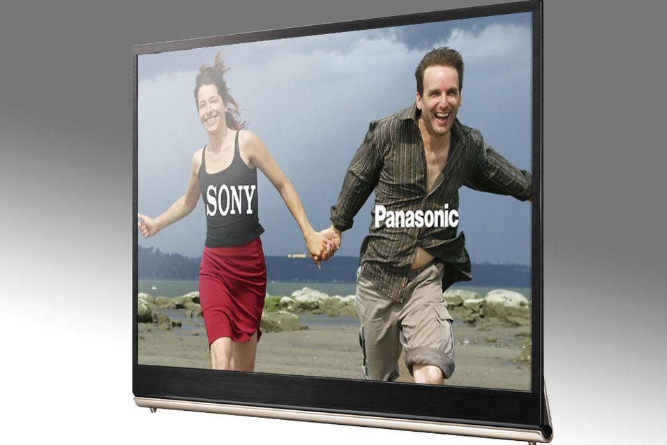 Sony og Panasonic vil samarbeide om å lage OLED-paneler til sine framtidige TV-er.