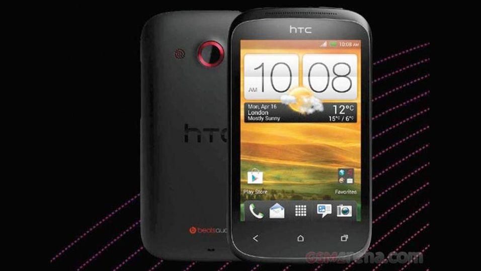 HTC med rimelig Android 4-mobil