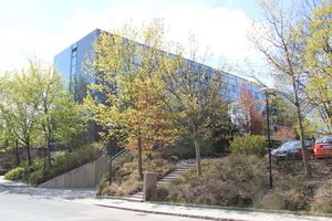Hele organisasjonen har flyttet til Tandberg-lokalene på Lysaker.