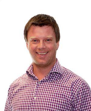 Markedsdirektør Jarle Alvær i Chess