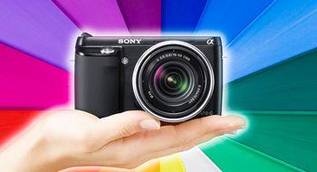 Sony slipper speilløs nybegynnermodell