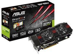 Asus GeForce GTX 670 2GB DirectCU II