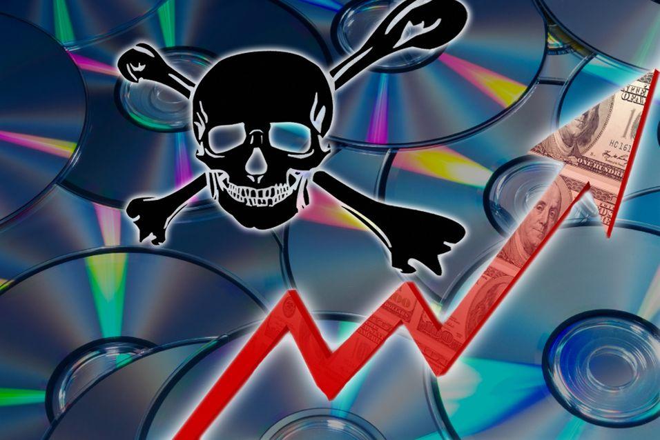 – Torrent-nedlasting  øker  musikksalget