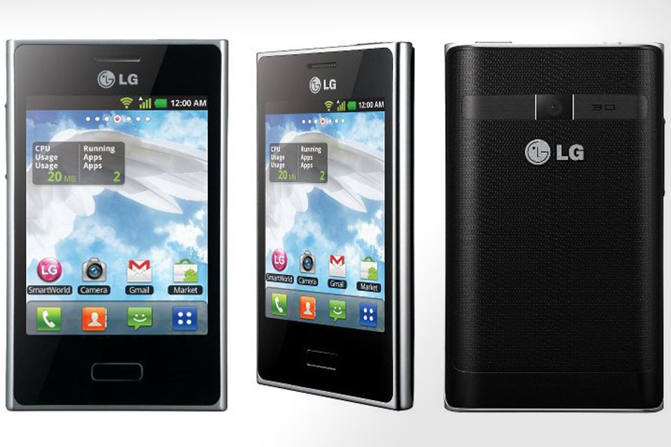 TEST:  LG Optimus L3