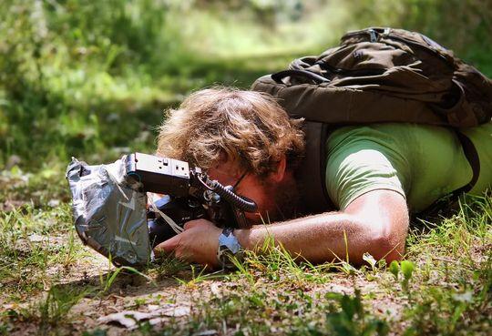 Thomas Shahan i full vigør.Foto: Sam Martin
