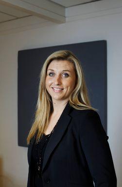 Hanne Zimmermann i Xtra tror LinkedIn med sitt fokus på profesjonell nettverksbygging passer best for menn.