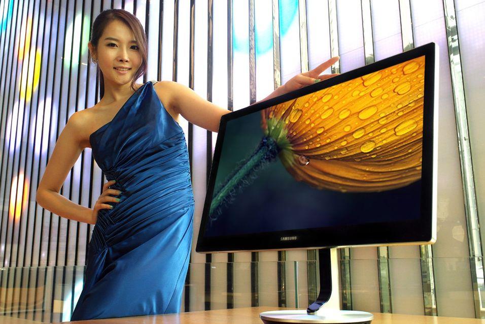 Her er Samsungs nye skjerm for proffene