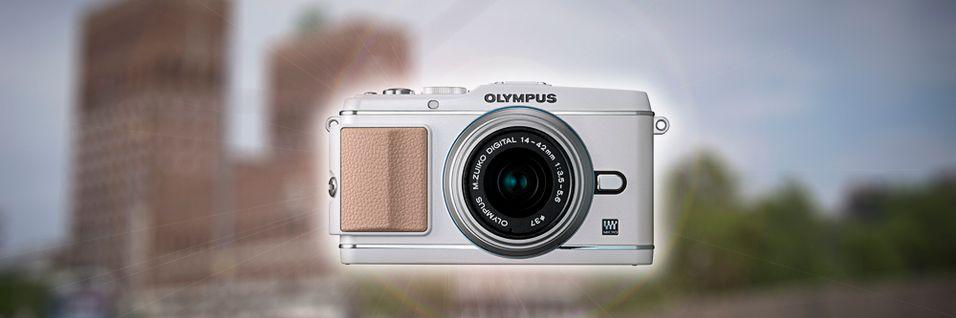 TEST: Olympus E-P3