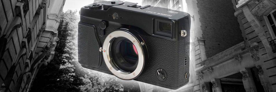 Fujifilm frir til Leica-brukerne