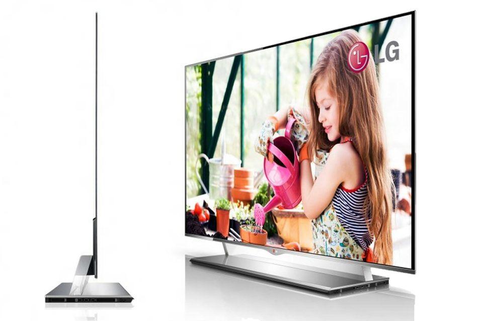 Slik blir LGs første OLED-TV