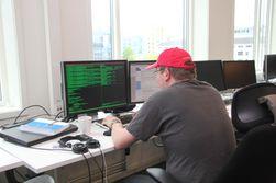 Basefarm har egne team som overvåker enkeltkunders løsninger.