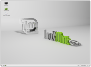 Slik er Linux Mint med MATE 1.2.