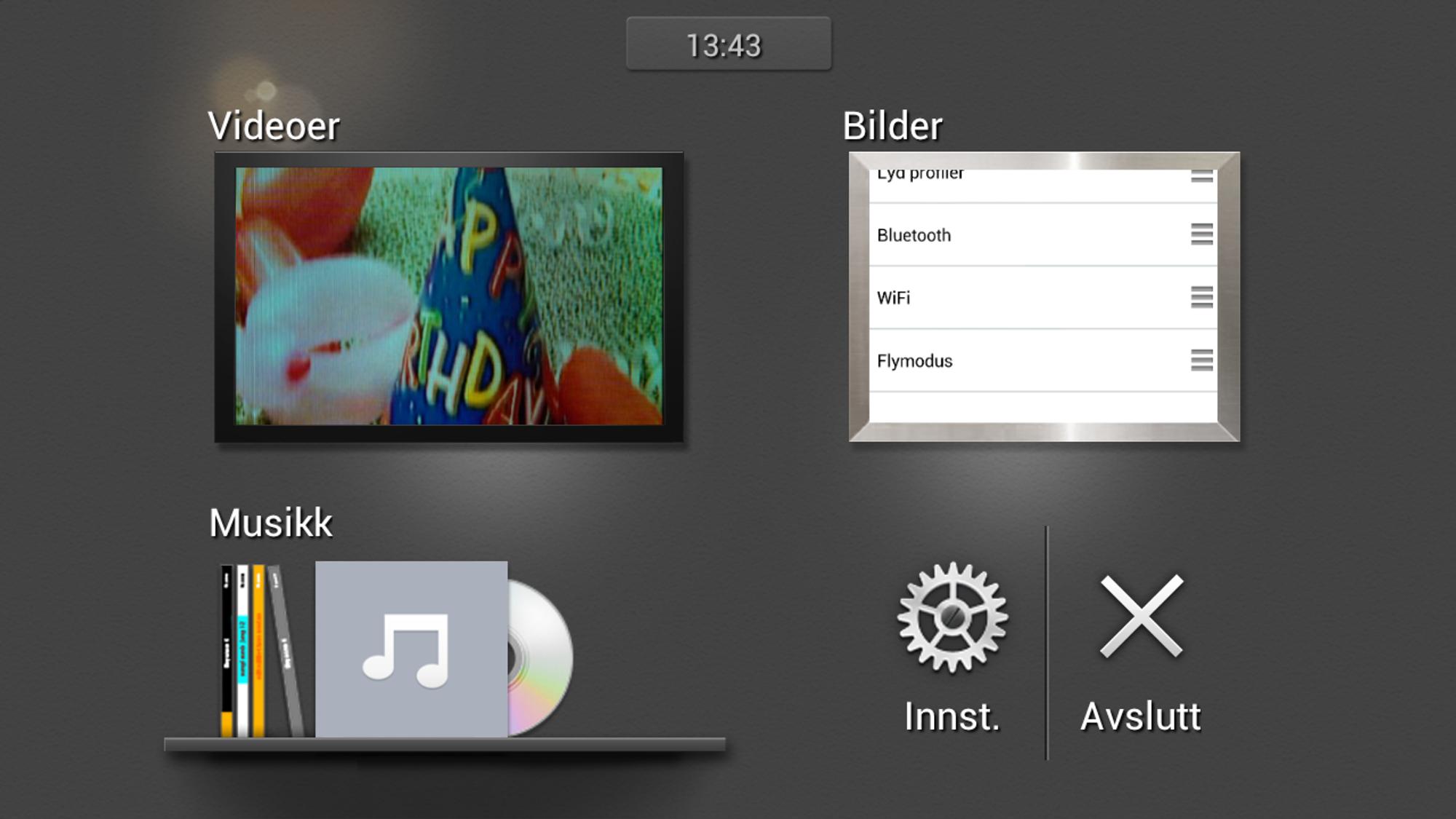 TEST: LG Optimus 4X HD P880 - Multimedia