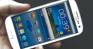 Test: Samsung Galaxy S III (S3)