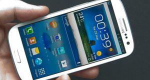 Test: Samsung Galaxy S III (S3)