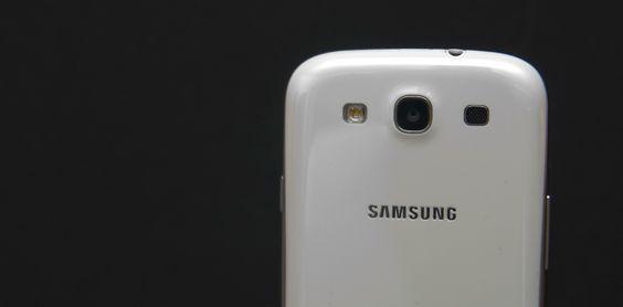Galaxy S III er utstyrt med et svært godt kamera, og den er ikke noen dårlig musikktelefon heller.