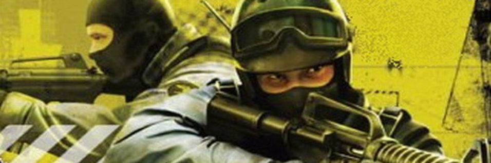 E-SPORT: Duket for tevling i Counter-Strike: Source