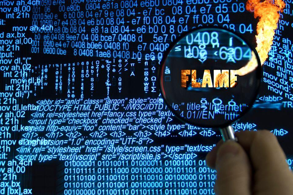 Flame sies å være den mest avanserte dataormen som noen gang har blitt funnet.