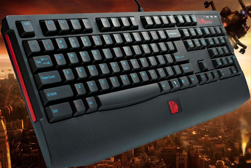 Thermaltake lanserer liksom-mekanisk tastatur