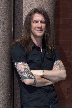 Sikkerhetsekspert Rik Ferguson i Trend Micro.