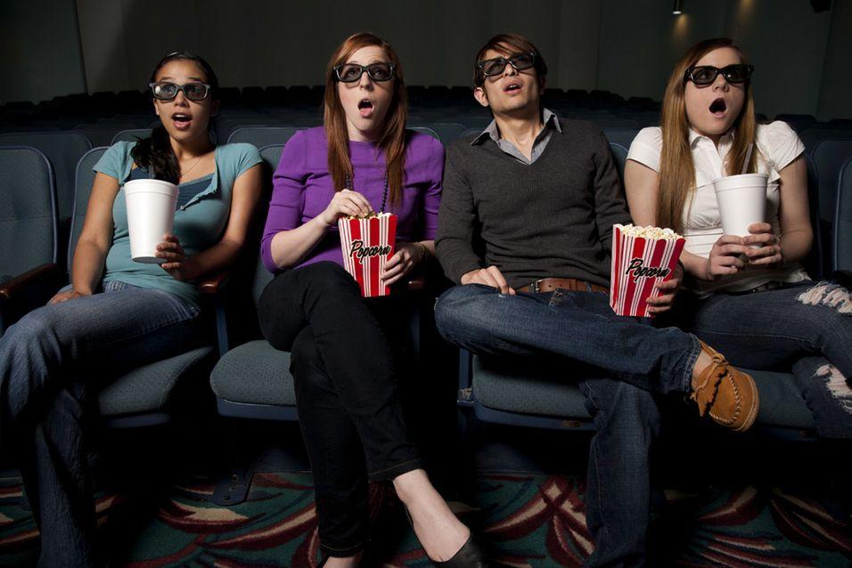 3D lokker ikke folk til å kjøpe TV-er