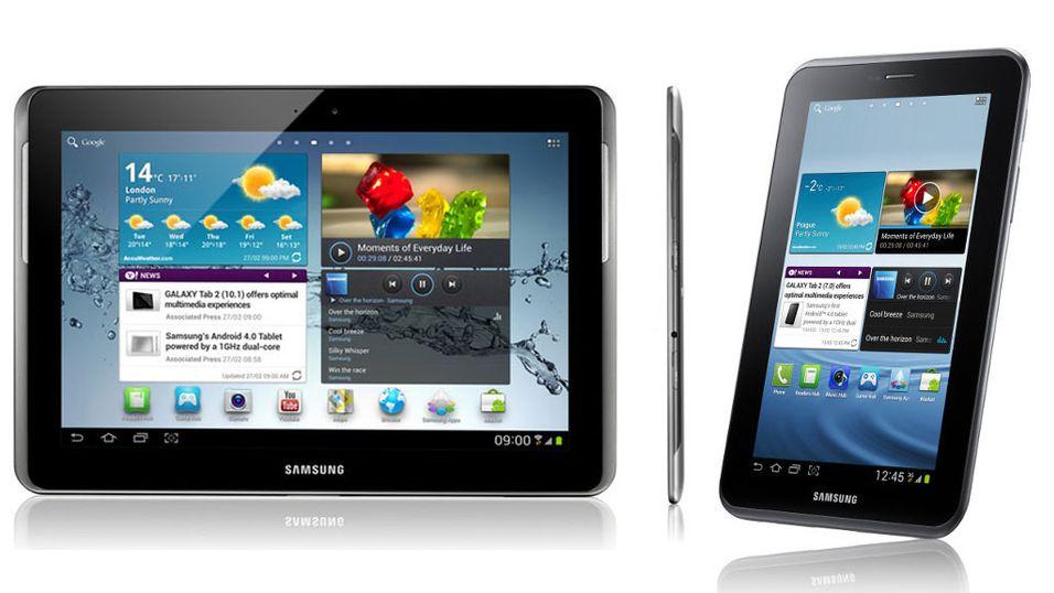 Nå kan du kjøpe Samsungs nye nettbrett