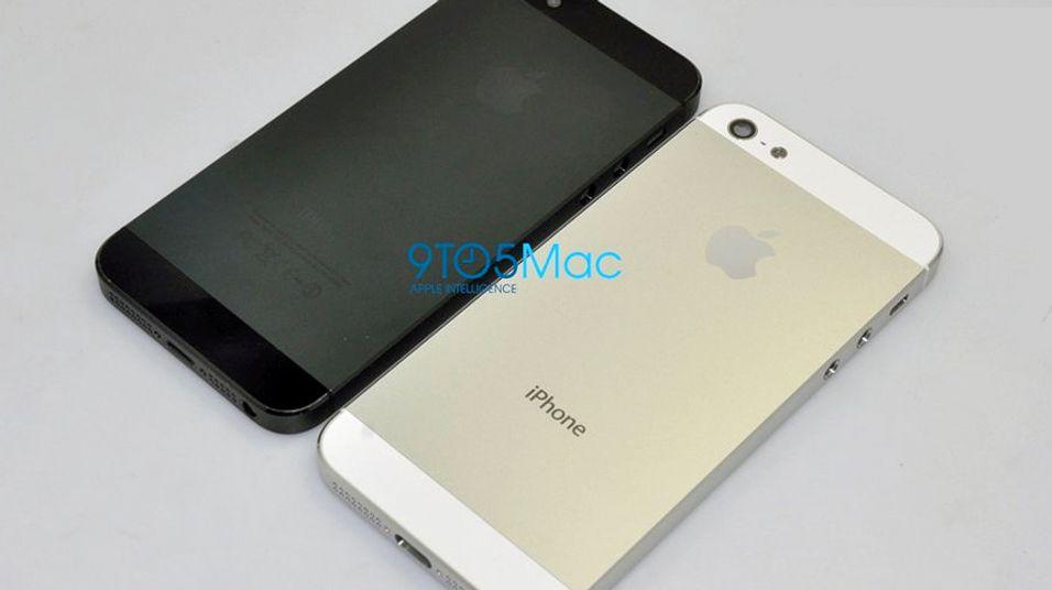 LEKKEDE BILDER: Ifølge de ferskeste ryktene vil iPhone 5 droppe dagens skjermformat, og heller gå over til en 16:9-skjerm i større format. Tilkoblingspluggen endres også.