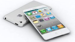 Dette er gamle «ønsketenkninger» om hvordan nye iPhone 5 blir. (foto: Macrumors.com (konseptskisse))