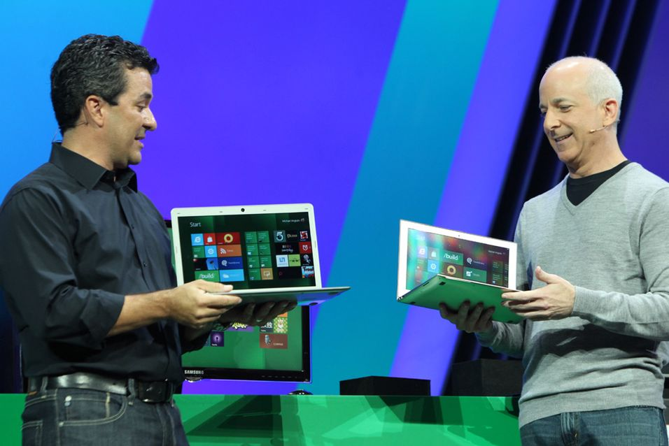 – Windows 8 Release Preview kommer i dag