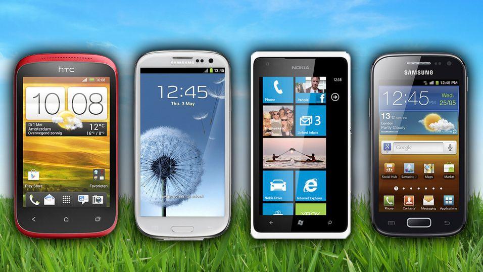 Her er de nye juni-mobilene