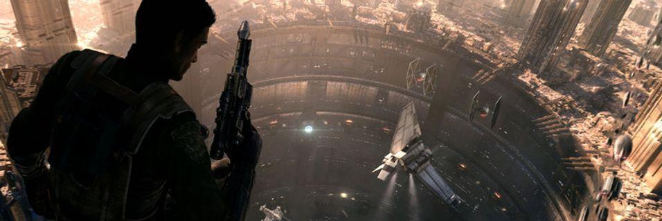 Mørkt og voksent Star Wars-spill avduket
