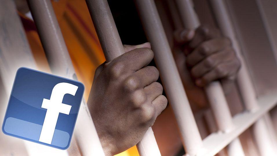 Skrøt av egne forbrytelser på Facebook – ble arrestert
