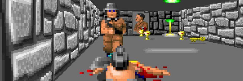 TILBAKEBLIKK: Wolfenstein 3D