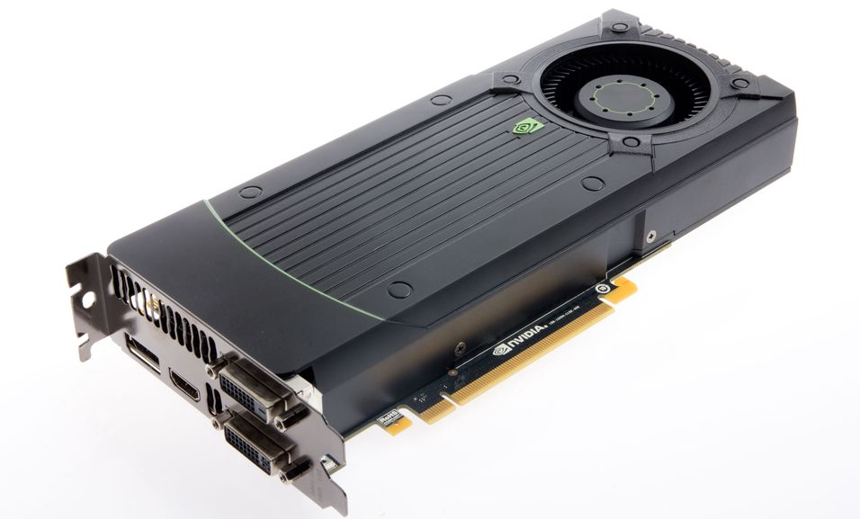 TEST: Nvidia GeForce GTX 670