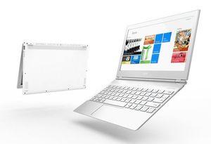 Acer Aspire S7 kommer med berøringsfølsom skjerm.