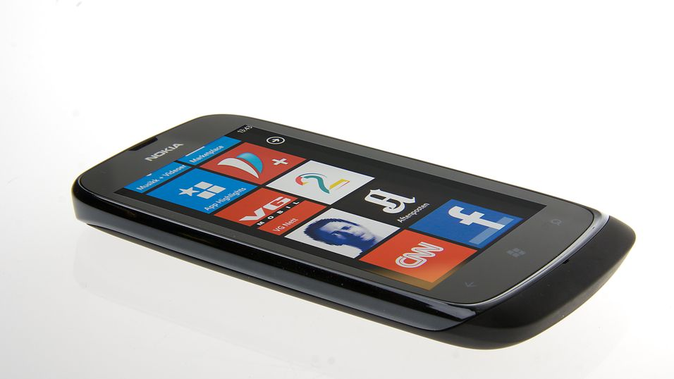 TEST: Nokia Lumia 610