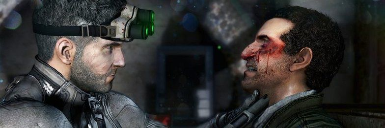 Splinter Cell: Blacklist er annonsert