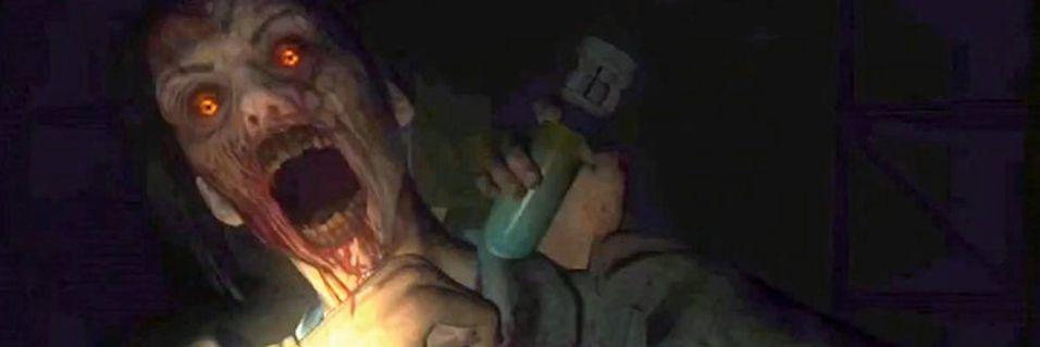 Zombiene angriper Wii U