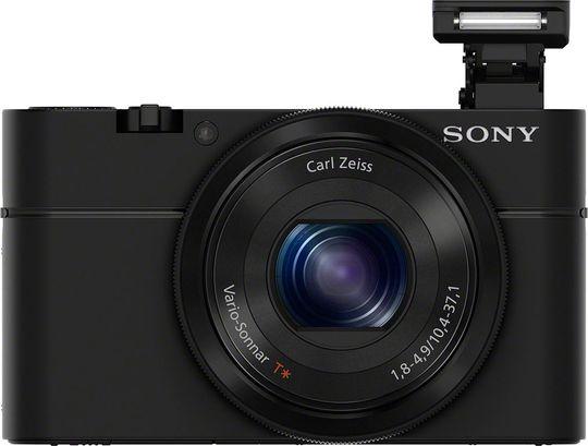 Sony DCS-RX100 frir til entusiastene.