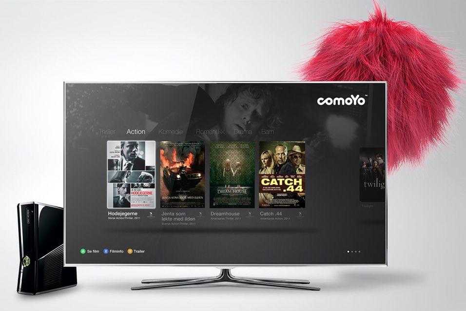 Comoyo kommer på Xbox 360