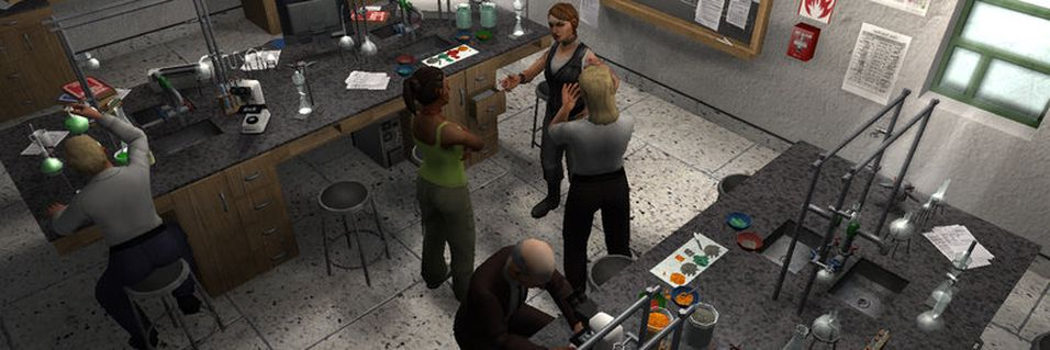 Zombierollespill trenger din hjelp